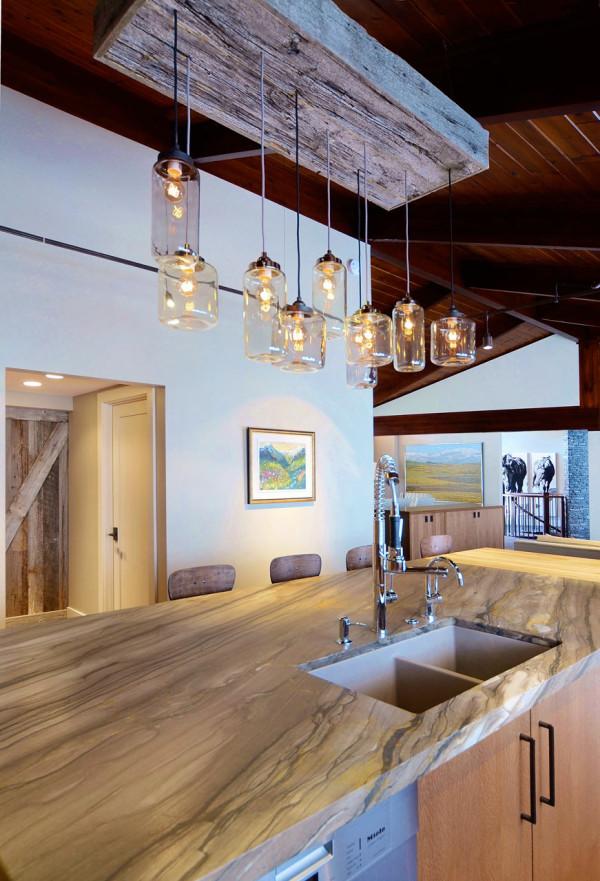 Contemporary Ranch Interior Design by Johnson & Associates ... on Interior Modern House  id=50518