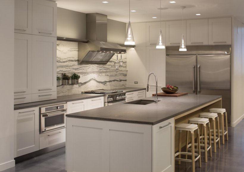 10 Modern Kitchen Design Updates - Design Milk on Kitchen Remodel Modern  id=44920