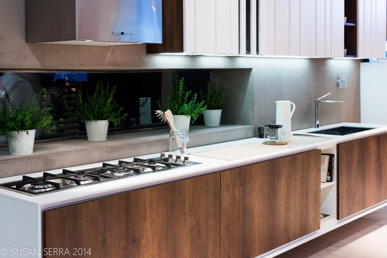 Current Kitchen Interior Design Trends - Design Milk on Modern Kitchens  id=50178
