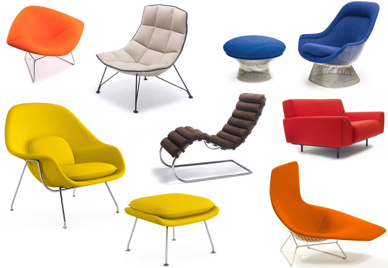 Sitting Pretty With Knolls Modern Lounge Chairs Design Milk
