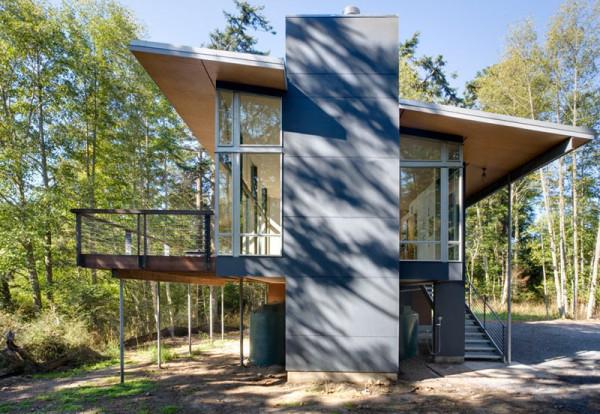10 Modern Cabin Vacation Retreats Design Milk