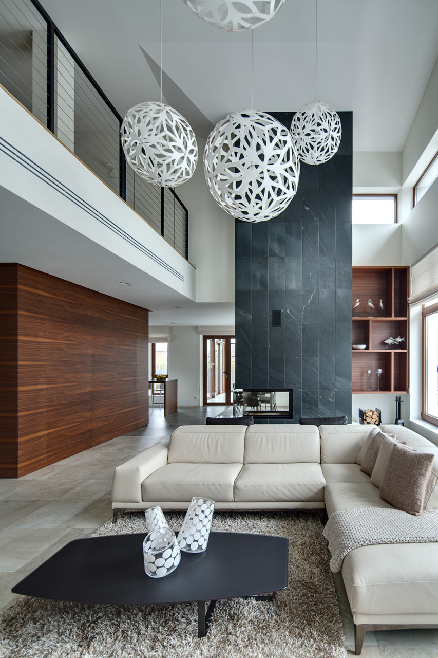 Spacious Home with a Warm Interior in Kiev - Design Milk on House Interior Ideas  id=82850