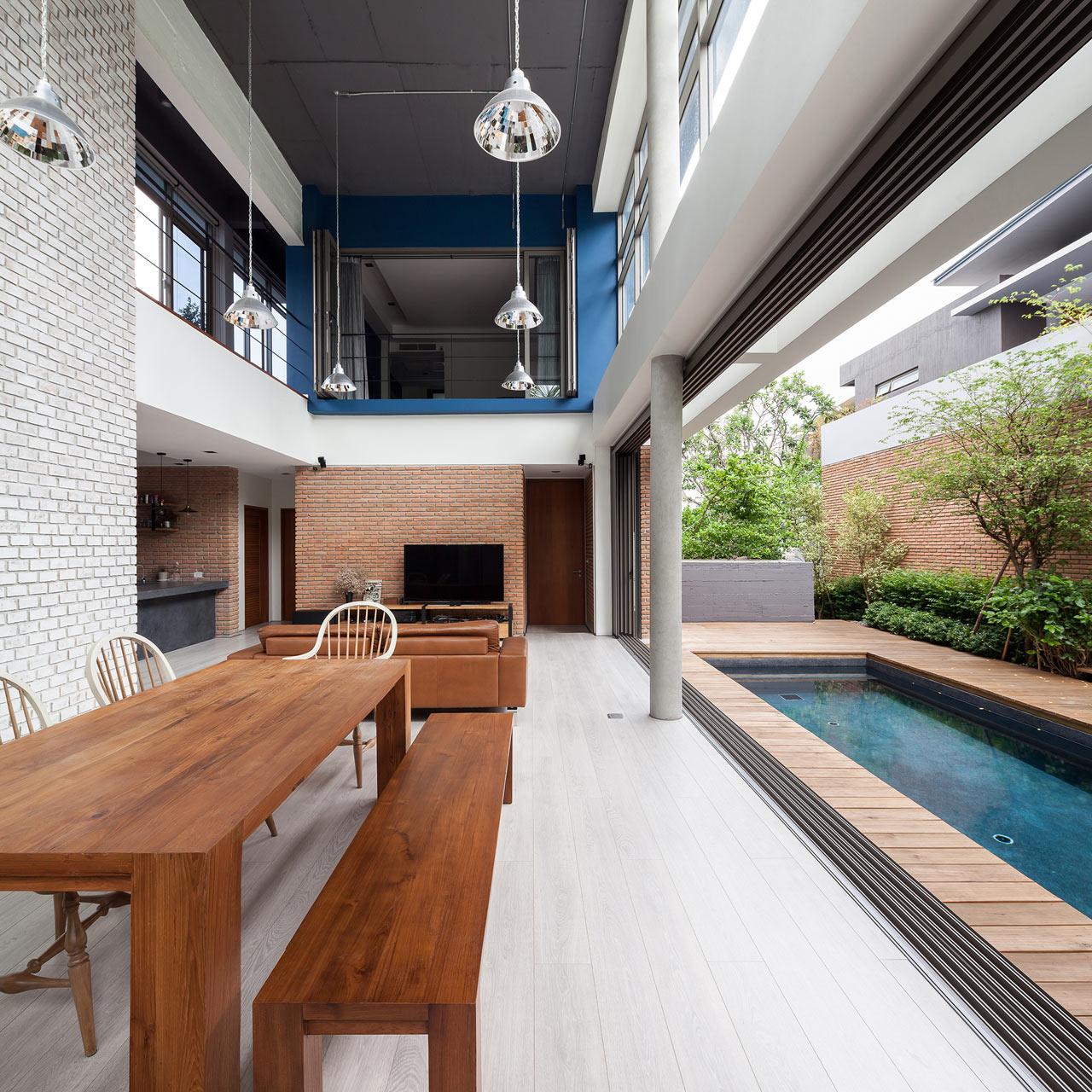 10 Homes Designed for Indoor/Outdoor Living - Design Milk on Outdoor Living Designer  id=90405