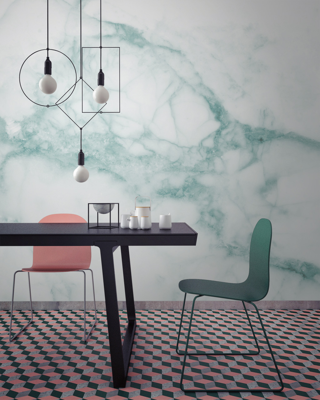 Murals Wallpaper Releases a Marble Collection   Design Milk Murals Wallpaper Releases a Marble Collection