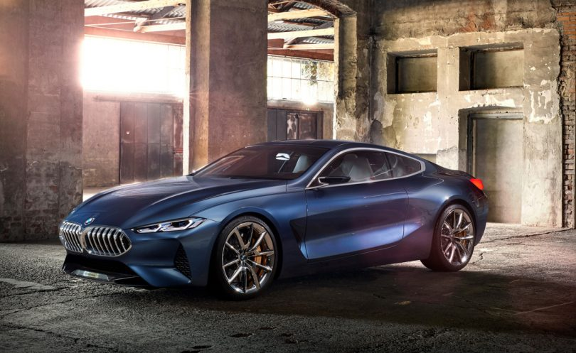 The BMW Concept 8 Series: An Architecture of Luxurious Athleticism