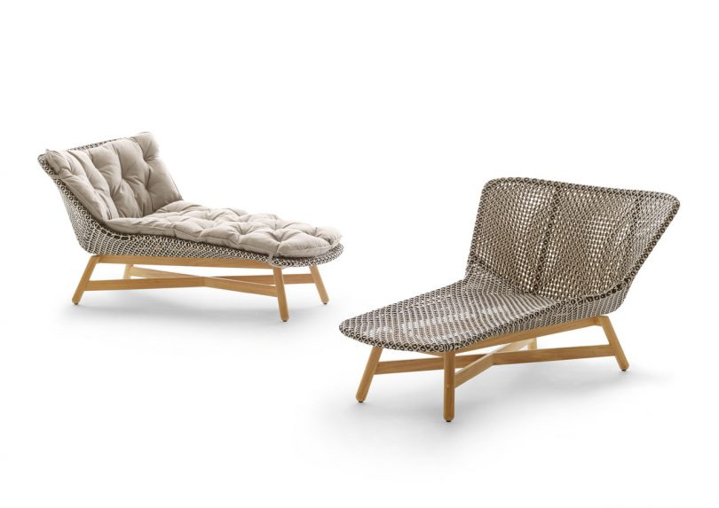 Sebastian Herkner Brings a Nordic Spin to DEDON with MBRACE