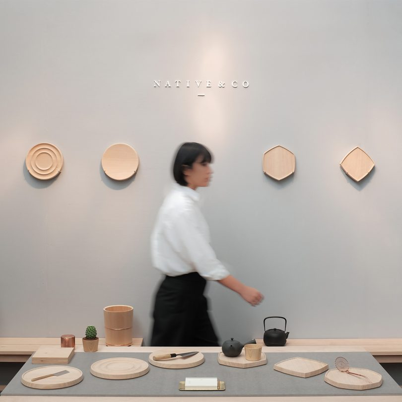 Native & Co Combine Craft and Design to Promote Japanese and Taiwanese Culture