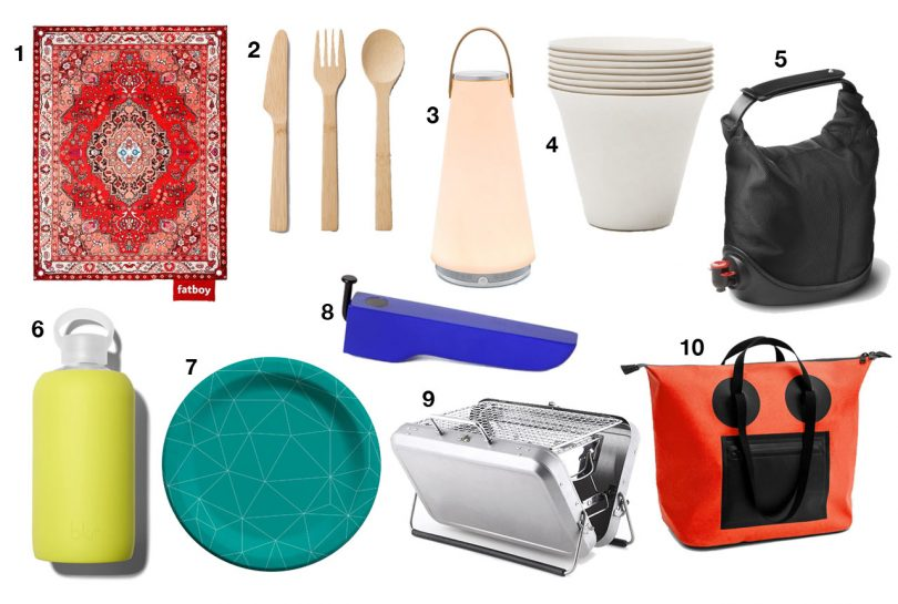 10 Modern Things to Elevate Your Next Picnic