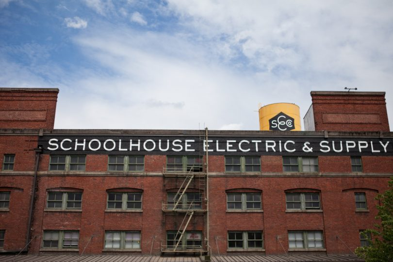 Schoolhouse Electric is Portland's Hidden Gem for Design Lovers