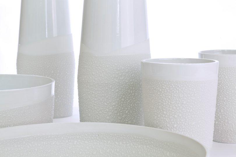 Archiving Water Ware Designed by Lotte de Raadt for Vij5