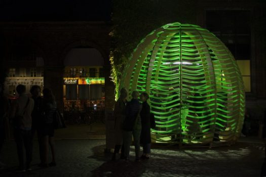 SPACE10's Algae Dome Can Potentially Solve the World's Biggest Problems