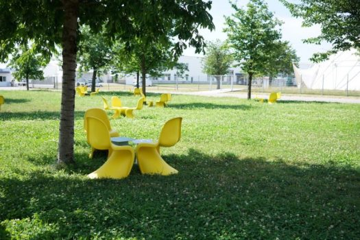 Our Visit to Vitra in Switzerland with Be Original Americas