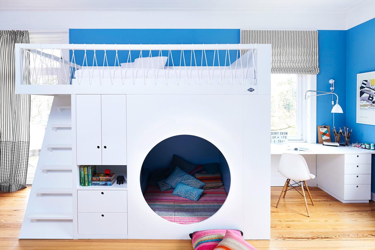10 Modern Kids Rooms With Not Your Average Bunk Beds