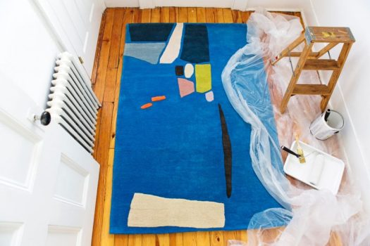Take Me Back to Formentera Rug Collection by Cold Picnic