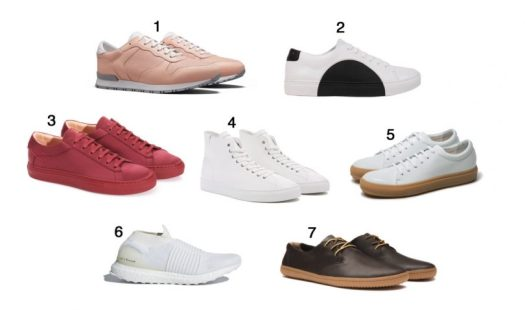 7 Minimalist Sneakers to Maximize Your Wardrobe