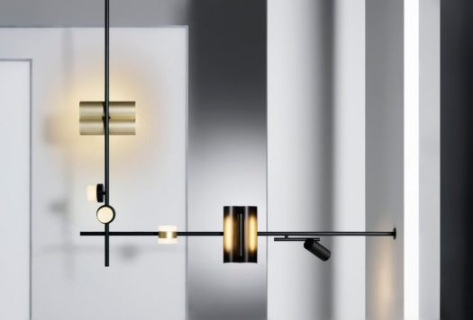Studio Truly Truly Designs Mix & Match Lighting System for Rakumba