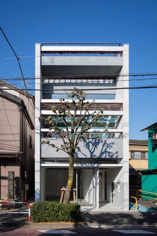 Beam House by Hugo Kohno Architect Associates
