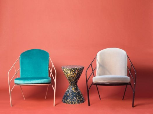 LAUN Debuts Contemporary Outdoor Furniture Made in Los Angeles