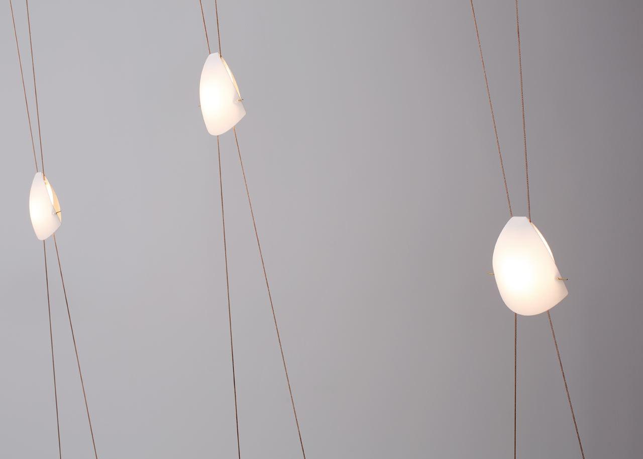 3d printed kinetic lights
