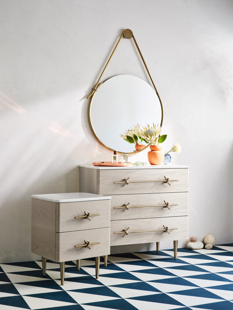 Debra Folz Launches New Collaboration With West Elm Design