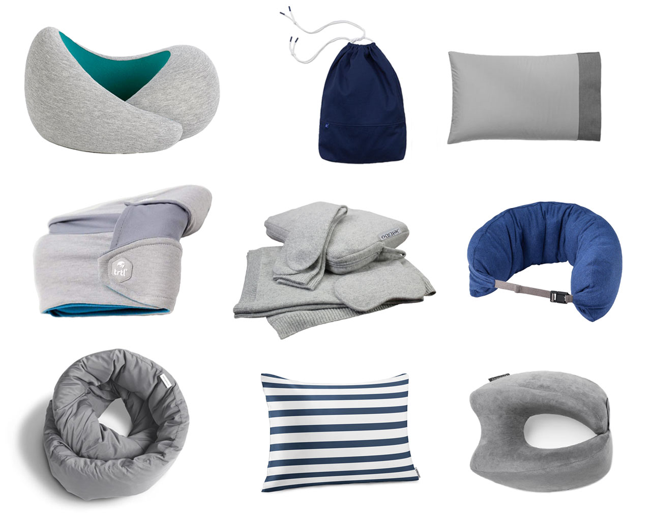 travel pillows so you can travel in comfort