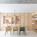 A Parisian Apartment Renovated For A Young Family And Their Cat