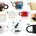 Modern Handmade Coffee Mugs To Help You Enjoy Your Favorite Hot Beverage