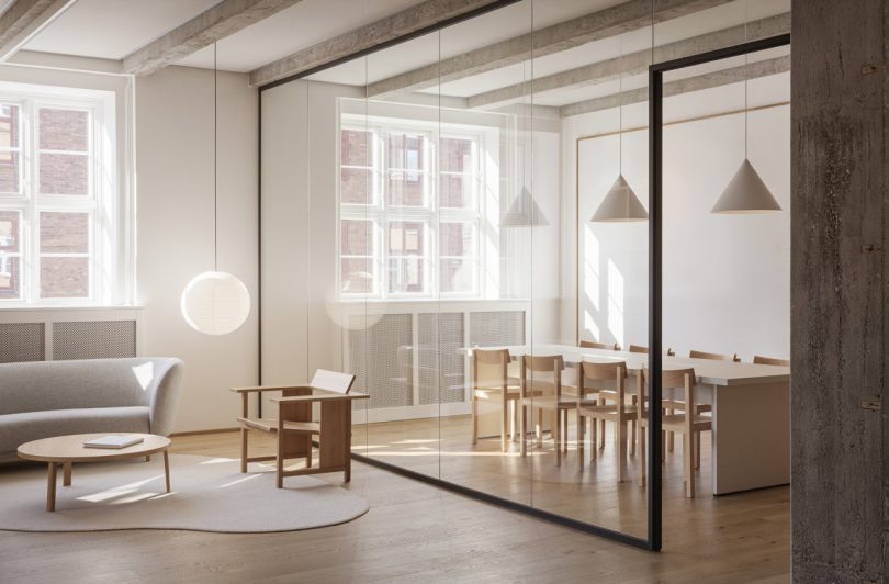Work & Co's New Office by Aspekt Office Feels Right at Home