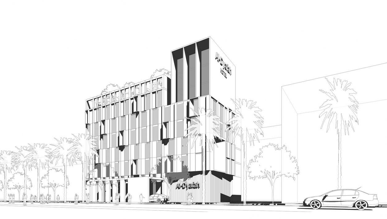 Al-Diyafah-Hotel_Sketch01
