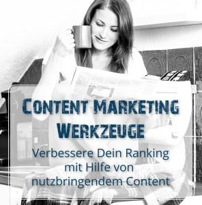 Content Marketing Werkzeuge