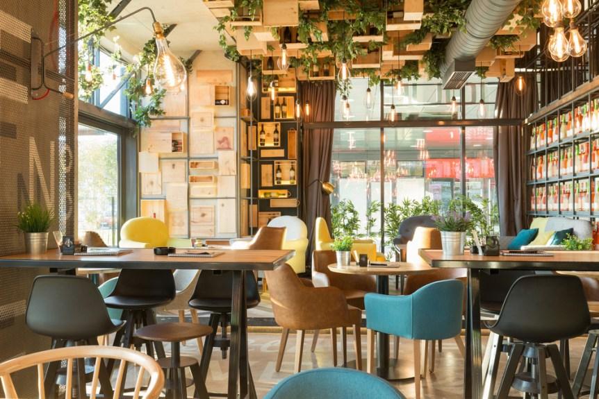 Design-Tribe-Restaurant-Online-Interior-Design-Colorful-Biophilic-Greenery