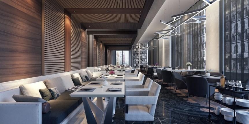 Restaurant Interior Design - Design Tribe