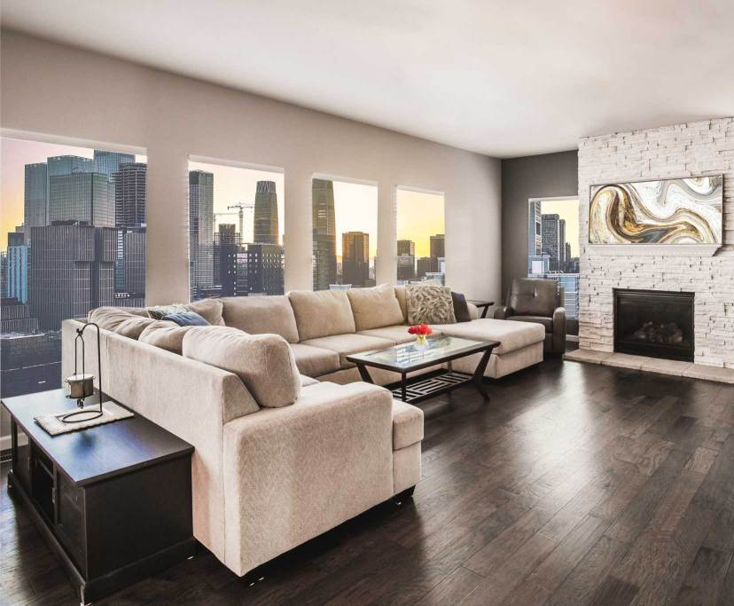 Agin in place Living Room Layout Design Tribe Onilne Interior Design Residential