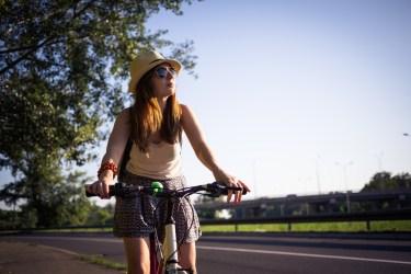 趣味がサイクリングの女性急増中!その魅力とは