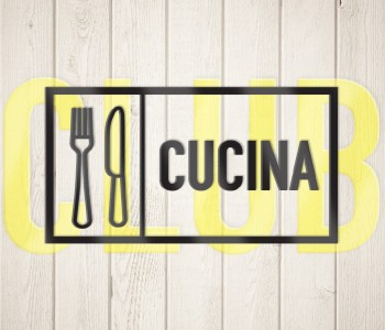 Cucina Club - Branding - Aardwolf Design