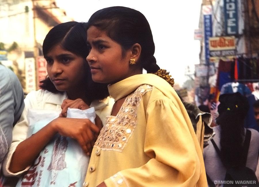 2 Indian Girls India