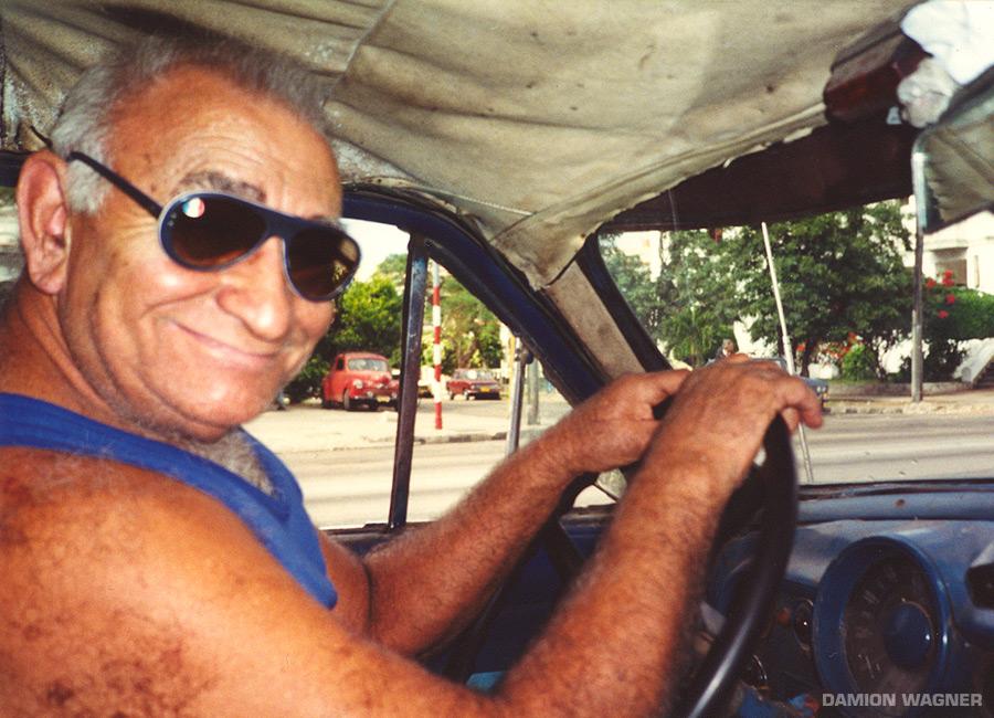 Cuban Cabbie Cuba