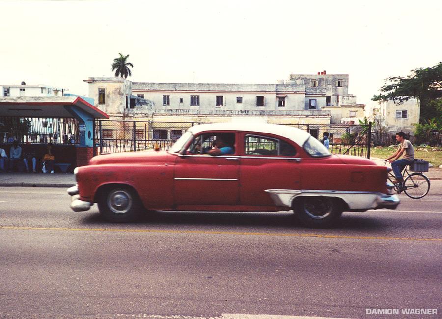 Cuban Car Cuba