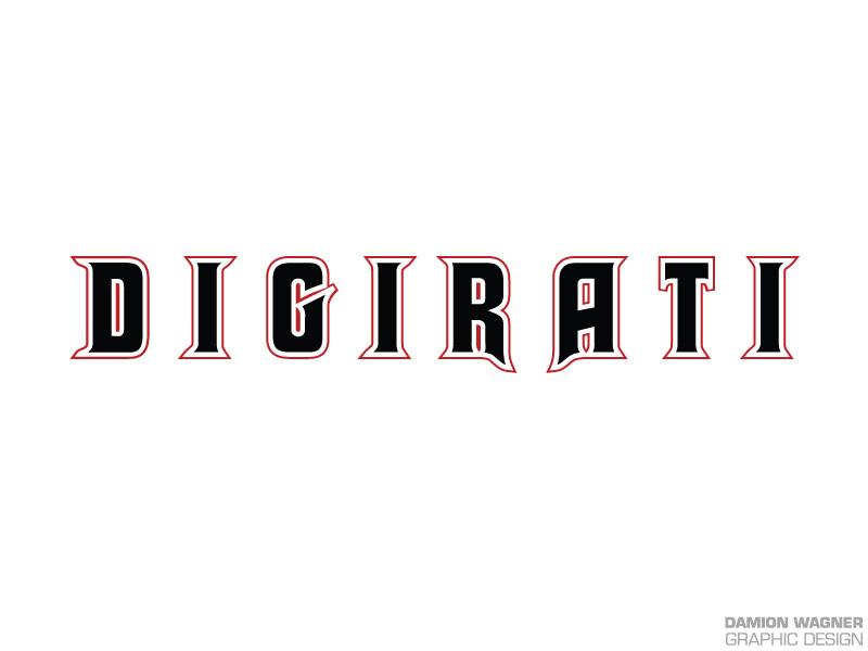 Digirati - Band Logo