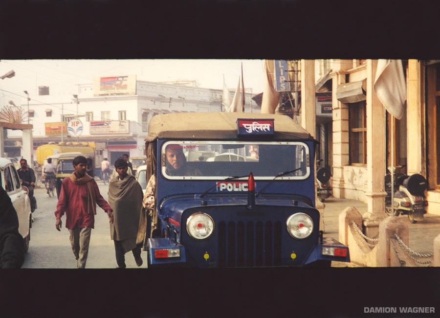 India Police India