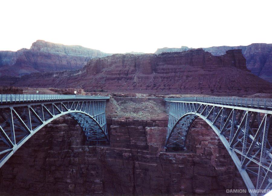 Perspective Bridge Colorado