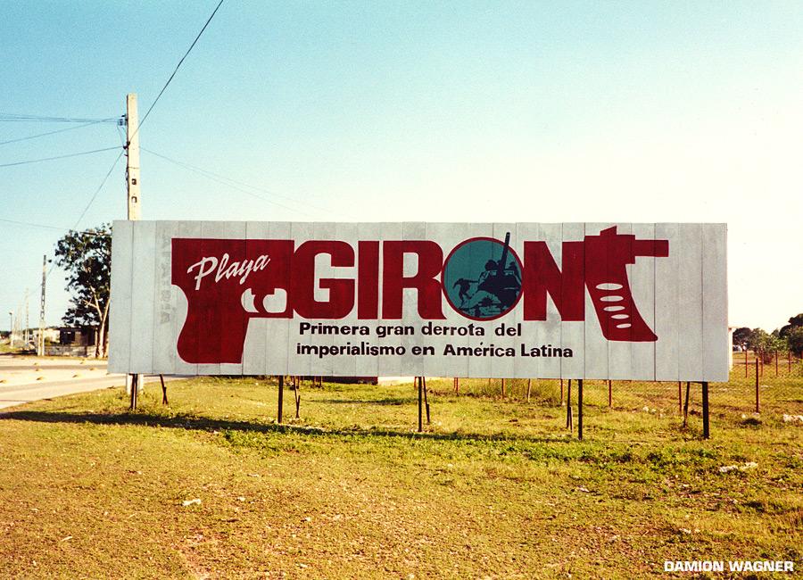 Playa Gireon Or Bay Of Pigs Cuba