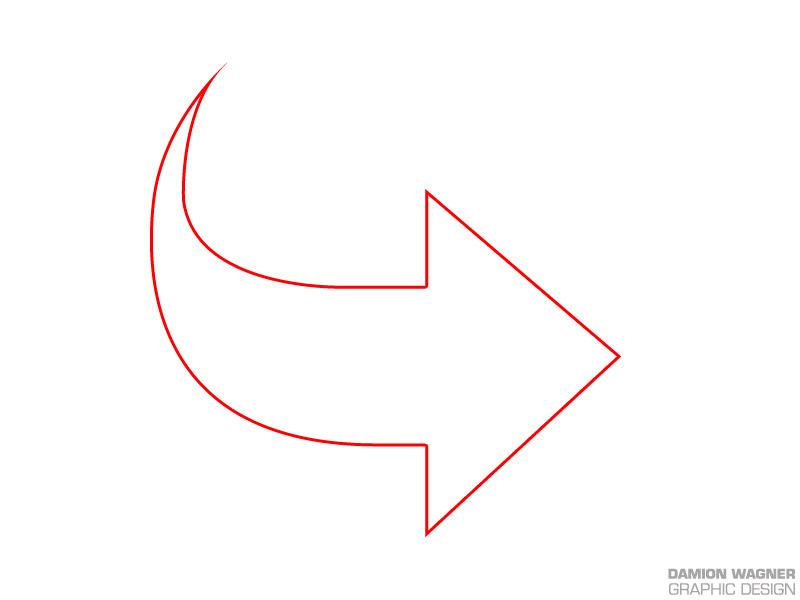 Swoosh Arrow