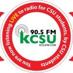Signage: KCSU Studio Promotion