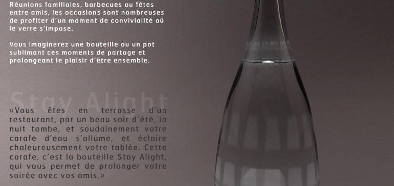 Louis Morandy-Rapiné lauréat du Concours de création Verallia 2015 !