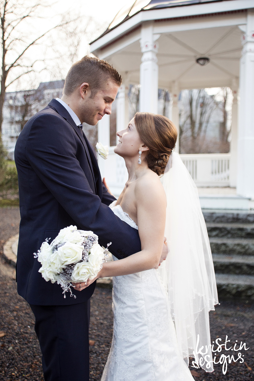 krist.in design fotograf karmøy stavanger bryllupsfotograf vea kirke kopervik paviljongen saniteten bryllupsbilder brud vinterbryllup desember