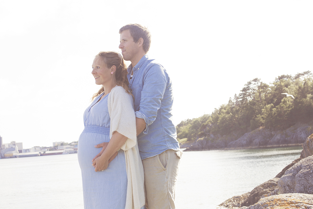 krist.in design fotograf gravidfotografering stavanger gravid kjærestefotografering