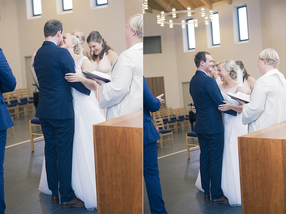 krist.in design bryllupsfoto bryllup brud fotograf rogaland karmøy vea kirke åkrasand bryllupsbilder strand