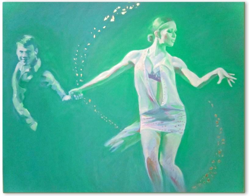 earth art dance