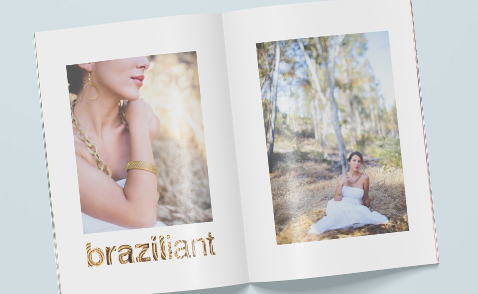 brazilliant wedding